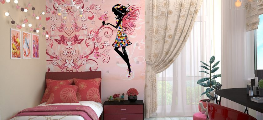 Teenage Girl Bedroom Painting Ideas